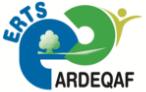 Logo ERTS ARDEQAF